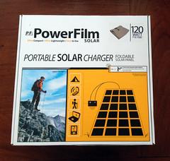 solar powefilm