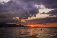 Here comes the sun (sonicsweb_hdr) Tags: sea summer holiday beach island lights mallorca hdr hdri sonicsweb