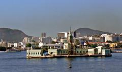 Ilha Fiscal Rio de Janeiro (tramsteer) Tags: tramsteer ilhafiscal riodejaneiro brasil brazil ferry water explore