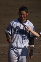DSC05302 (shi.k) Tags: 横浜ベイスターズ 140601 嶺井博希 イースタンリーグ 平塚球場
