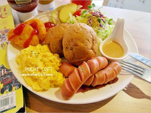 Puchi Loft 小倉庫 板橋早午餐 板橋美食 早午餐