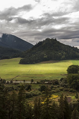Janska Dolina (Miroslava Balazova LAZAROVA) Tags: forest nature landscape beauty slovakia janska dolina mountain hill hiking clouds sky green trees valley