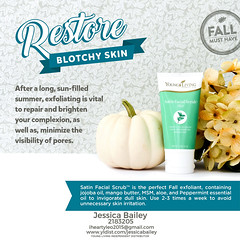 12-Exfoliate (Jessica Bailey YLEO) Tags: yleo essential oils young living autumn fall recipes wellness oil oily mom body system support