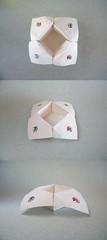 Fortune Teller (Adivinador encajado) - Gerardo Gacharn Ramrez (Rui.Roda) Tags: origami papiroflexia papierfalten fortune teller adivinador encajado gerardo gacharn ramrez