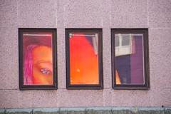 Graffiti reflection (Maria Eklind) Tags: euorpe malm reflection gamlavster sweden outdoor spegling graffiti window skneln sverige se windowwednesdays streetview scottkelbysworldwidephotowalk2016 cityview city scottkelbysworldwidephotowalk