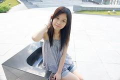 DSC04562 (rickytanghkg) Tags: portrait girl chinese young picnik 女孩 人像 sciencepark 科學園