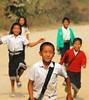 Kids, Vang Vieng, Laos