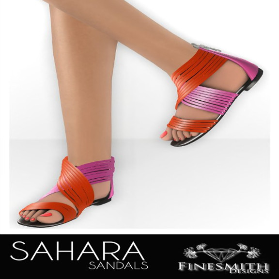 Saraha Sandals Poonch