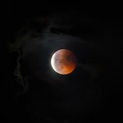 Lunar Eclipse - 15 June 2011 (@hipydeus) Tags: moon germany munich münchen iso400 300mm f56 lunareclipse mondfinsternis bloodred nikond90 15june2011