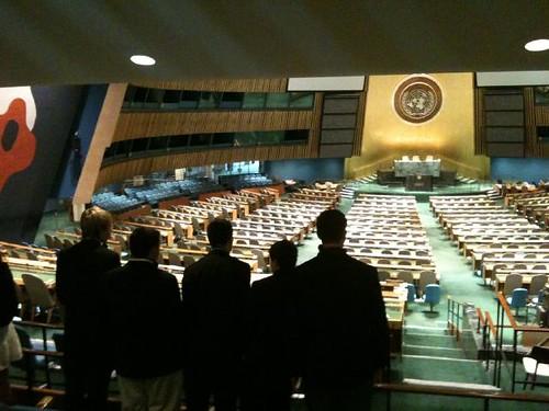 NSLC International Diplomacy at the United Nations