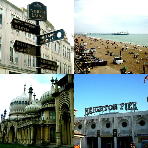 Collage - Brighton