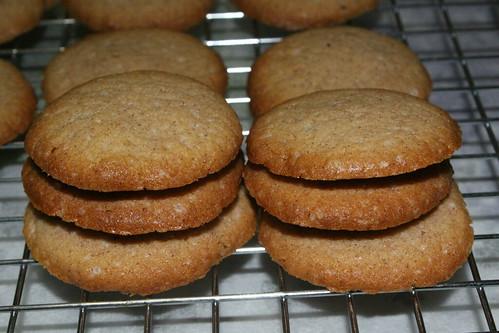 Cinnamon Refrigerator Cookies