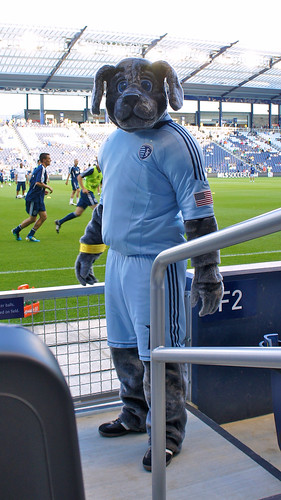 Sporting Kansas City Mascot