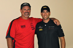 Rob Leatham & Dave Sevigny - the only USPSA Single Stack Men's National Champions (JulieGolob) Tags: julieg uspsa singlestack juliegoloski juliegolob smithwesson9mm1911