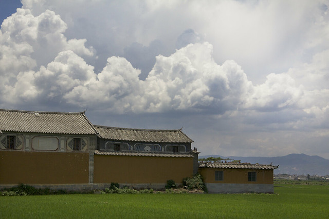 Linden Centre in Dali, China. Photography by Joann McPike. Edited by Lindsay Clark. © TGS-THINK Global School, 2011.