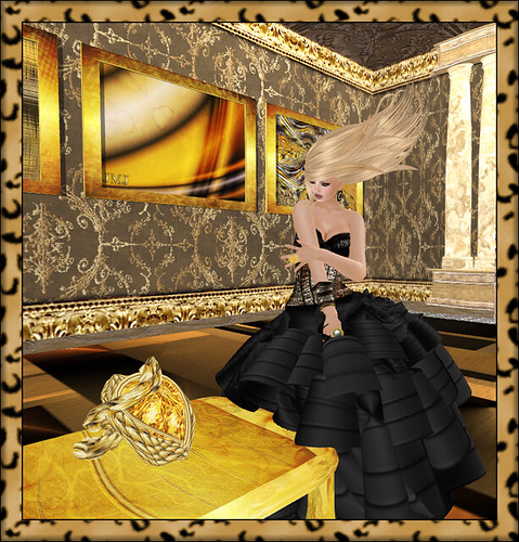 """Gold Rush Fever"", Rose Gallery 3"