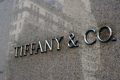 Tiffany & Co sign