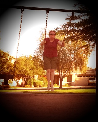 Sanity on the swings