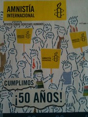50 años Amnistia Internacional