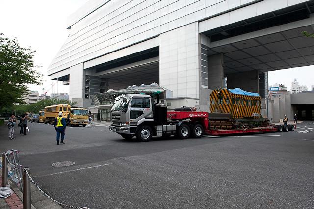 都電6086と東京市電ヨヘロ。