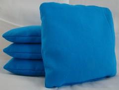 Turquoise Cornhole Bags