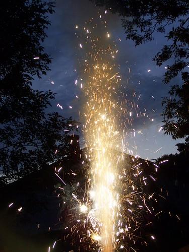 fireworks by Emilyannamarie