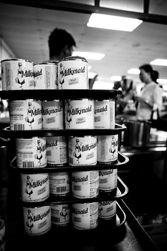 Nostalgic Milk Cans