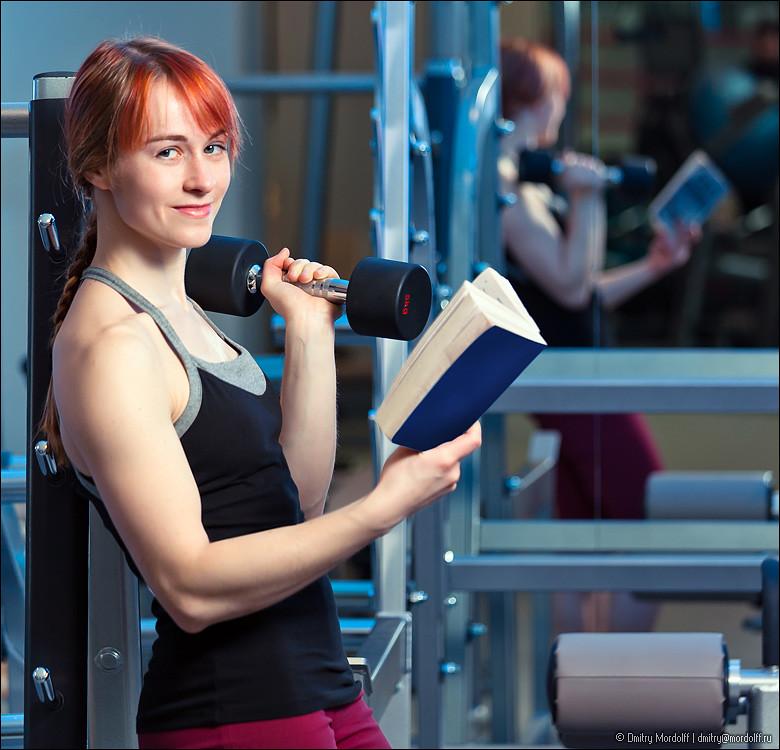 gym female escort reading