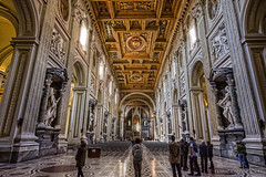 """Basilica di San Giovanni in Laterano • <a style=""""font-size:0.8em;"""" href=""""http://www.flickr.com/photos/89679026@N00/7061124901/"""" target=""""_blank"""">View on Flickr</a>"""
