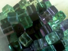 rainbow fluorite beads 2
