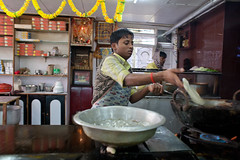 India1448.jpg (sidetrekked) Tags: travel people food india kitchen bread restaurant interiors cook worker darjeeling westbengal bhatura batura batoora bhatoora
