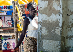 Monbasa (Justinsoul) Tags: africa people girl kenya afrique