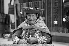 Portrait of the weaver (laparisienneavelo) Tags: portrait woman peru cuzco lady cusco pérou