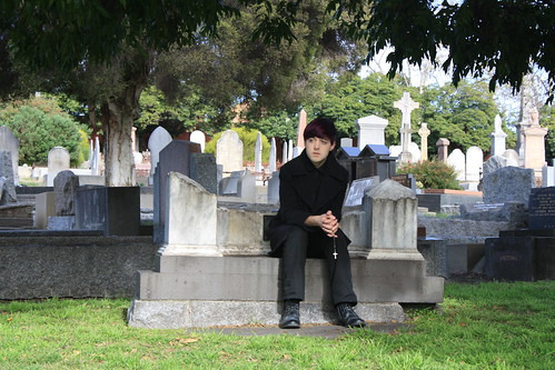 Peter by the Springthorpe Memorial