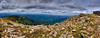 Babia Góra 1725 m n.p.m. - panorama (Mariusz Petelicki) Tags: panorama hdr babiagóra diablak babiogórskiparknarodowy mariuszpetelicki