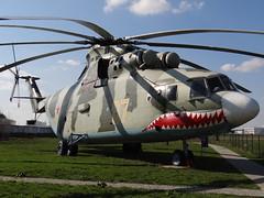 "Мил Ми-26 ""Halo"" (Skitmeister) Tags: museum airport aircraft aviation halo exhibition helicopter belarus airforce minsk mil минск vvs беларусь mi26 milmi26 witrusland ввс minskaviationmuseum"