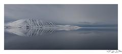 Arctic calm (Dieujs) Tags: mountain snow ice montagne landscape glacier svalbard arctic neige paysage glace panoramique spitzberg artique leefilters filtreslee