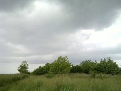 clouds are coming