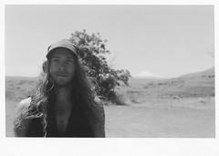 Justin (FauxRiehl) Tags: road trip justin portrait film rollei 35mm print washington mt mechanical postcard d76 mount hood 40mm 35 ilford sonnar tmx 35s hft dektol