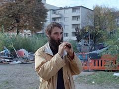 (wolleex) Tags: berlin 120 mamiya 645 kodak tl contemporary 400 pro tor portra zelt slum ostbahnhof freiheit 80mm f19 schlesisches obdachlos sekor