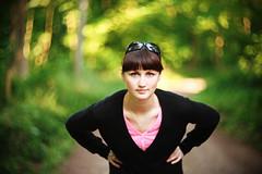 (Michal Jeska) Tags: portrait woman girl female germany bokeh 85mm 15 swirl russian swirly cyclop f15
