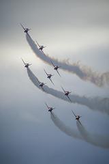 Red Arrows 2 (Rose Atkinson) Tags: aviation redarrows