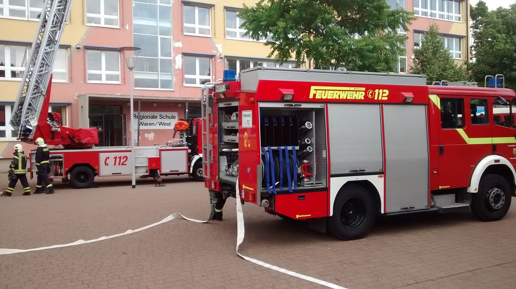 The World S Best Photos Of Feuerwehrmann And Firefighters Flickr