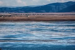 Shangri-La - Nafa Lake (Ray200260) Tags: china sky cloud mountain tibet shangrila yunnan meilisnowmountain localhouse nafalake