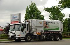 Port Coquitlam BC (Ian Threlkeld) Tags: canada nikon bc refuse portcoquitlam garbagetrucks wastedisposal d80 wasteremoval