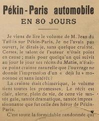 1908-01-04. Pekin-Paris (foot-passenger) Tags: dionbouton  dedionbouton bnf gallica bibliothquenationaledefrance   1908