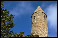 recently cleaned stonework (Neil Tackaberry) Tags: rattoo tower rattootower heritage irish historical building structure medieval architecture old ireland county co kerry countykerry cokerry history irishhistory northkerry sunny