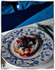 image2 (Nat M Harris) Tags: bedface sheetsblues blue frenchtoast breakfast breakfastinbed