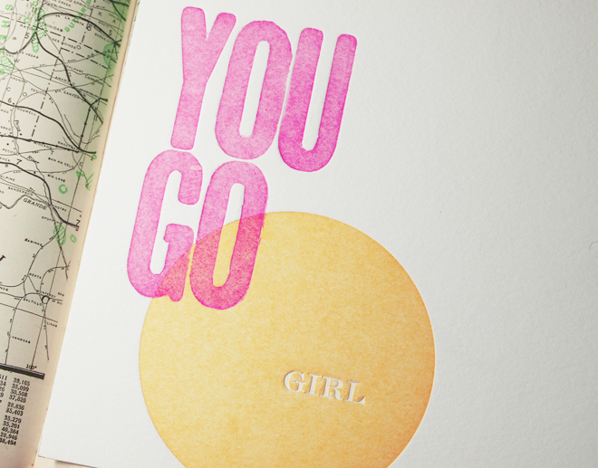 You Go Girl | Close