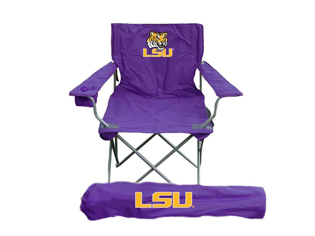 LSU TailGate Folding Camping Chair